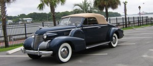 Fully Resytored 1939 Cadillac Convertable